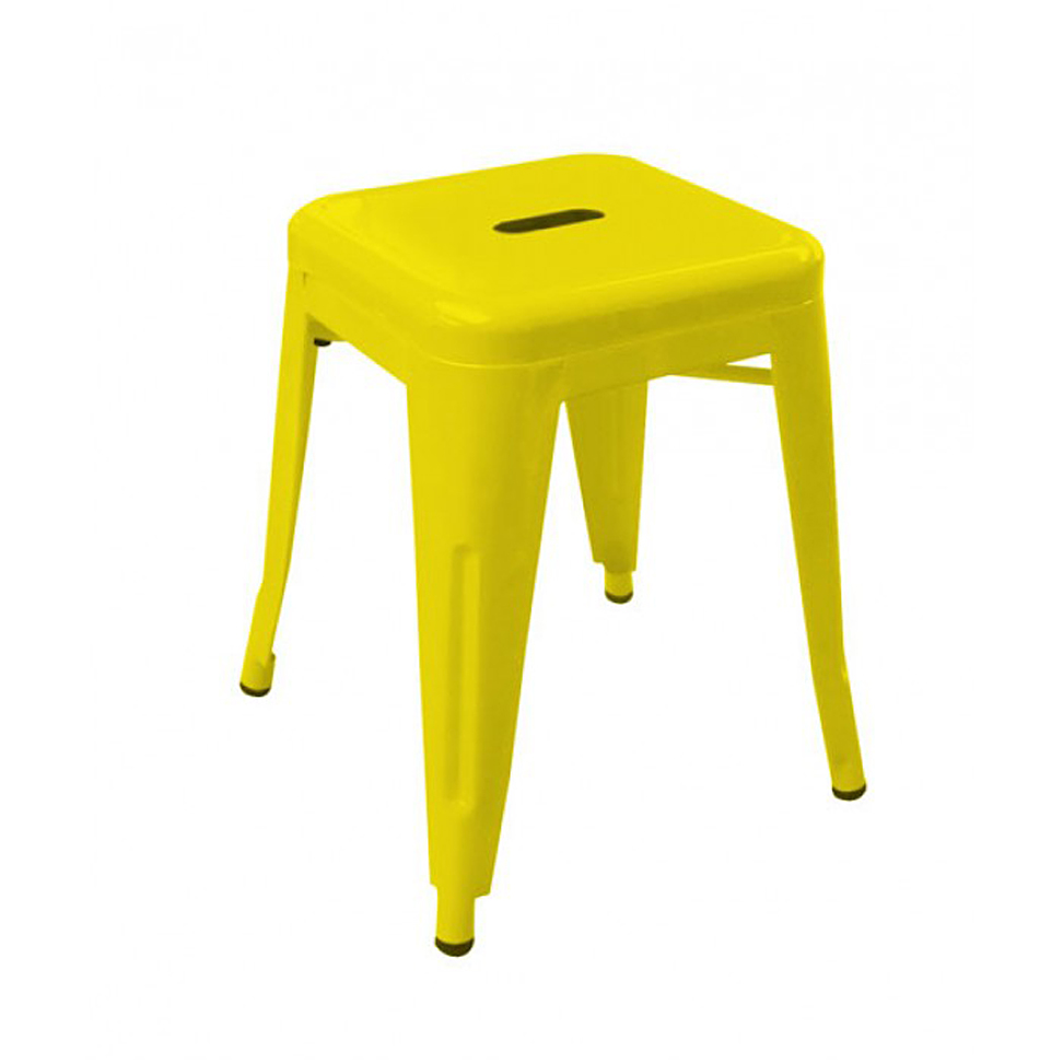 Exhibition Stand Builders Sydney : Stool tolix yellow mmh exposure group