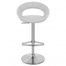 Stool - Retro - White