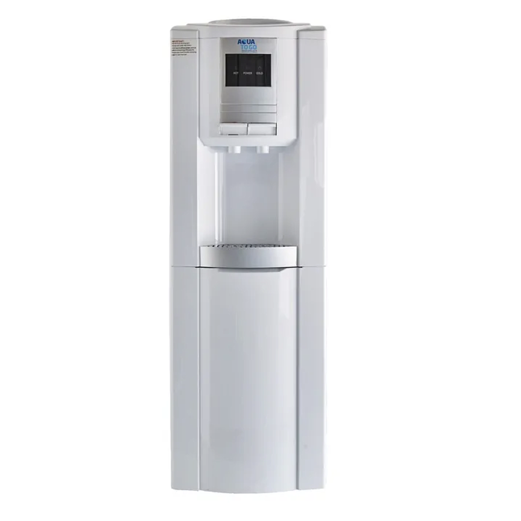 Water Dispenser - Hot and Cold - White