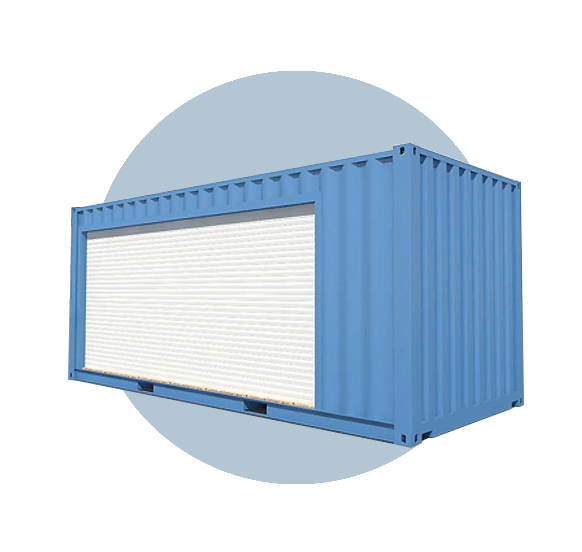 Event Container - Roller Shutter Version